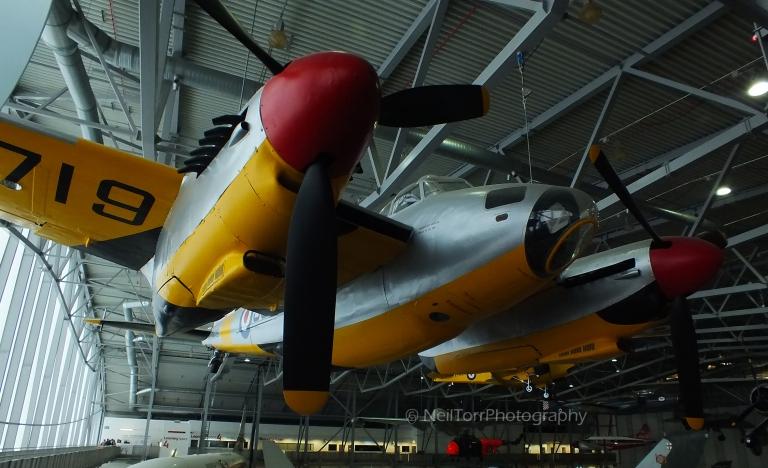 de Havilland Mosquito TT35