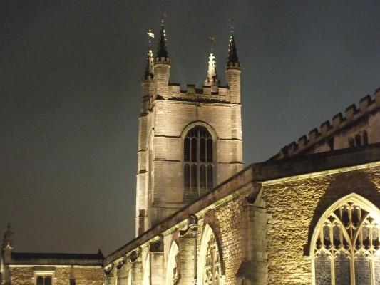 St John the Baptist Parish Church, Cathedral Square